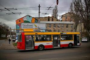 Электробусы обещают запустить в Одессе по Балковской в 2021 году