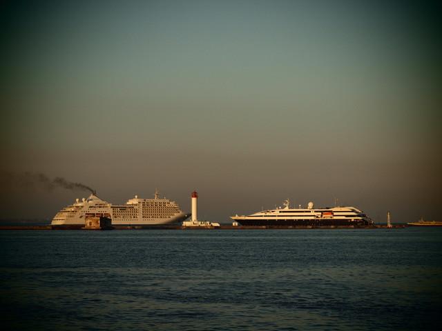 Несмотря на карантин, круизные компании подают заявки на заходы лайнеров в Одессу