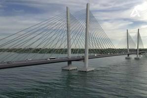 Больше 11 миллиардов - озвучена цена на новый мост через Днепр