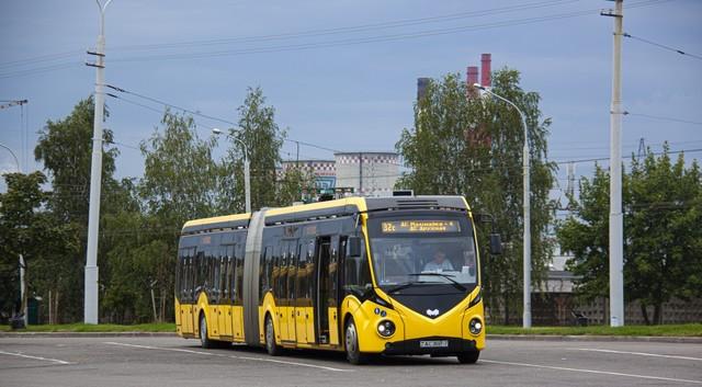 В Одессе начинают закупку электробусов особо большой вместимости
