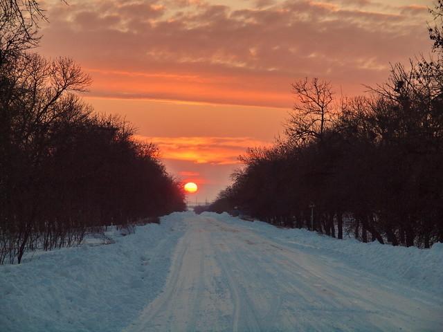 В Одесской области закрывают движение на дорогах