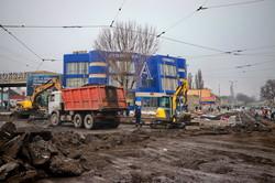 Пробки в Одессе: что делать с улицей Водопроводной (ФОТО, ВИДЕО)