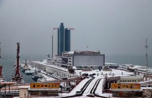Порт Одессы ограничил операции