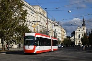Чешский город Брно заказывает 40 новых низкопольных трамваев