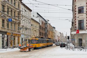 Снегопады привели к транспортному коллапсу в городах Германии (ФОТОФАКТ)