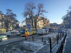 В Одессе изменили схему движения по Старосенной площади (ФОТО, ВИДЕО)