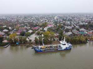 """""""Украинское Дунайское пароходство"""" в 2020 году получило прибыль и претендует на порты на Днепре"""