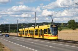 Швейцарский Базель закупает очень дорогие новые трамваи