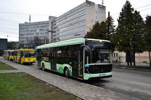 Во Львове не смогли закупить 50 электробусов за 300 миллионов