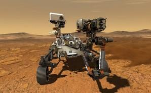Совершена успешная посадка космического аппарата на Марс (ФОТО)