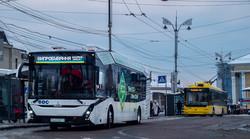 В Киеве испытывают белорусский электробус