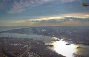 """Президент обещает отдать порты """"Большой Одессы"""" в концессию в 2021-2022 гг."""
