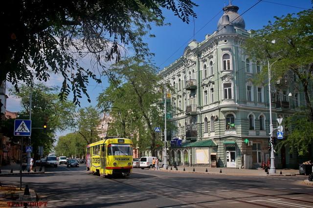 В Одессе хотят включить все светофоры в одну систему