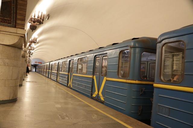 ЕБРР выдает кредит Киеву на новые поезда метро: по миллиону на вагон