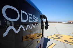 В Одесском аэропорту вводят в эксплуатацию новую взлетную полосу (ФОТО)