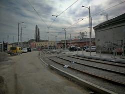 В Одессе заканчивают ремонт Новощепного Ряда: когда поедет трамвай (ФОТО, ВИДЕО)