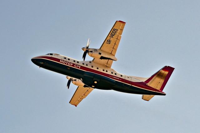 Из Одессы в Киев возобновляются авиарейсы на старых самолетах АН-24