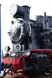 На Одесской железной дороге состоялся рейс узкоколейного поезда с паровозом (ФОТО)