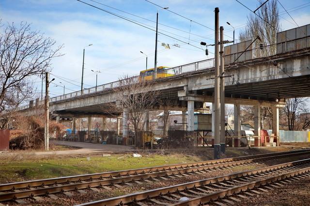 В Одессе нашли подрядчика для проектирования ремонта Ивановского путепровода (ВИДЕО)