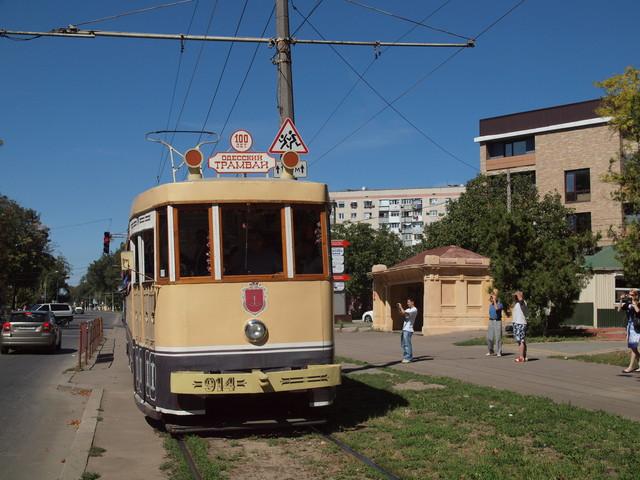 В Одессе будут ремонтировать перекресток на Фонтане с заменой трамвайных путей