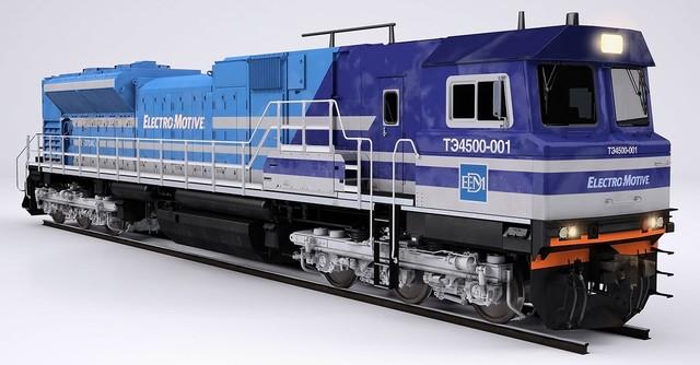 Железные дороги Монголии впервые получат тепловозы производства США