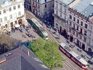 Во Львове повышают стоимость проезда в трамваях и троллейбусах до 10 гривен