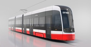 "В три города Германии закупили трамваи ""Шкода"""