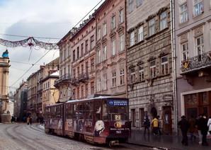 Во Львове готовятся остановить общественный транспорт из-за эпидемии