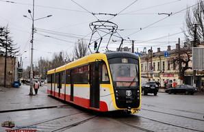 В Одессе обещают второй раз провести тендер на закупку трамваев по кредиту Европейского инвестиционного банка