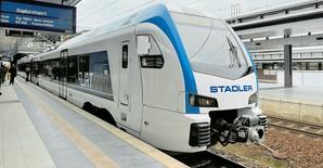 Завершены испытания аккумуляторного электропоезда Stadler