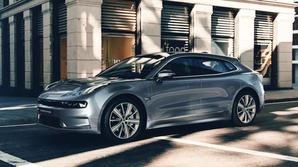 Geely продемонстрировала первую модель электромобильного бренда Zeekr