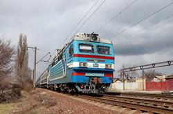 Как в Одессе работала железная дорога в марте (ФОТО, ВИДЕО)