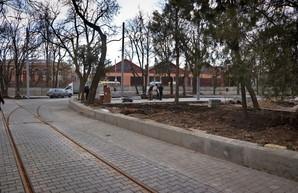 В Одессе скоро запустят трамвай до Алексеевской площади после ремонта (ВИДЕО)