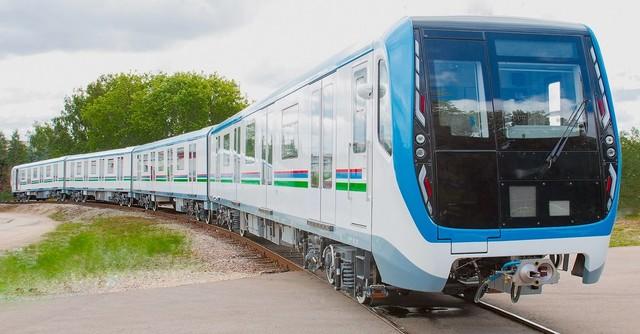 Для метро Ташкента закупают российские метропоезда
