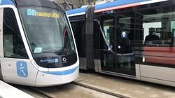 В Париже запустили новую линию трамвая