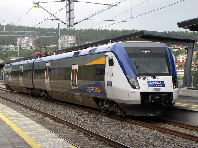Между Швецией и Финляндией возобновляют движение пассажирских поездов