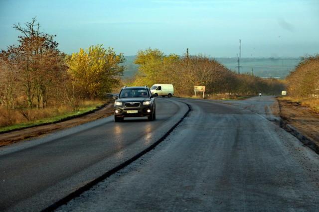 Где в Одесской области сейчас ремонтируют дороги