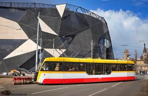 Одесский электротранспорт оказался самым энергоэффективным в Украине