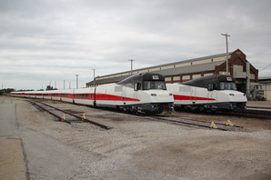 Для американской компаниии Amtrak новые поезда изготовит Siemens