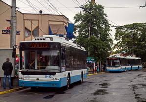 """В Чехию могут экспортировать небольшую партию украинских троллейбусов """"Богдан"""""""