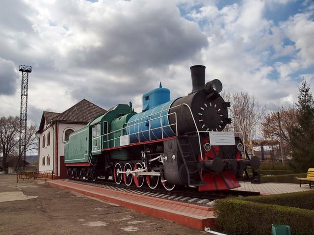 Железнодорожники Молдовы начали забастовку