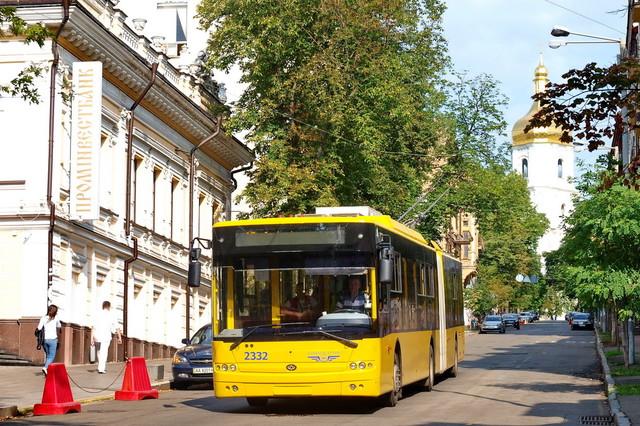 В Киеве с 1 мая возобновляется обычная работа городского транспорта