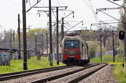Железнодорожное движение в Одессе в апреле (ФОТО, ВИДЕО)