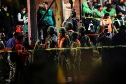 Катастрофа в метро Мехико: погибли 23 человека