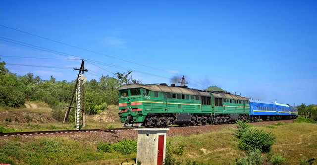 На автотрассе Одесса - Рени три дня будут ремонтировать железнодорожные переезды
