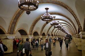 Киевское метро полностью покрыли мобильной связью в 4G