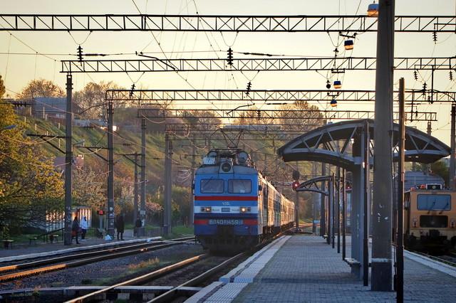С 17 июня запускают пассажирский поезд из Одессы в Чернигов