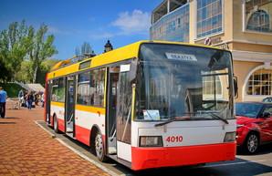В Одессе закупают шесть электробусов