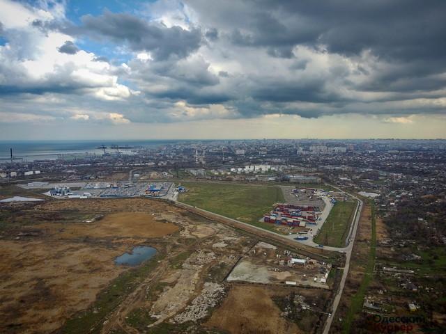 В Одессе может появиться контейнерный терминал CMA CGM