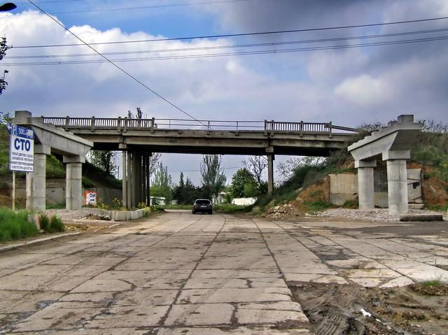 Как пройдет новый участок Объездной дороги Одессы